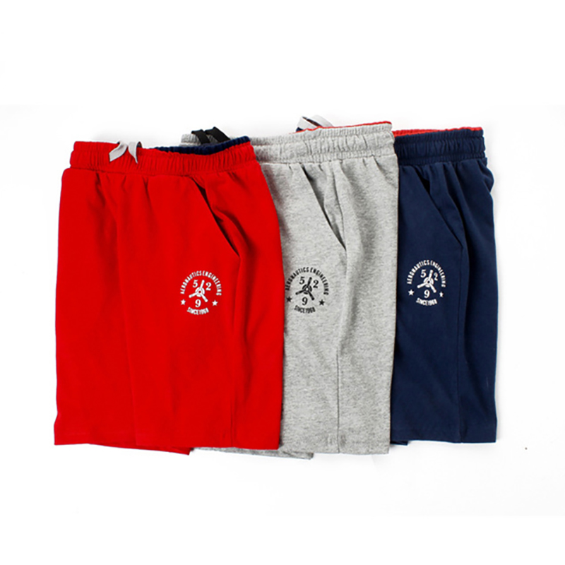 Trendige Uhr Print Shorts