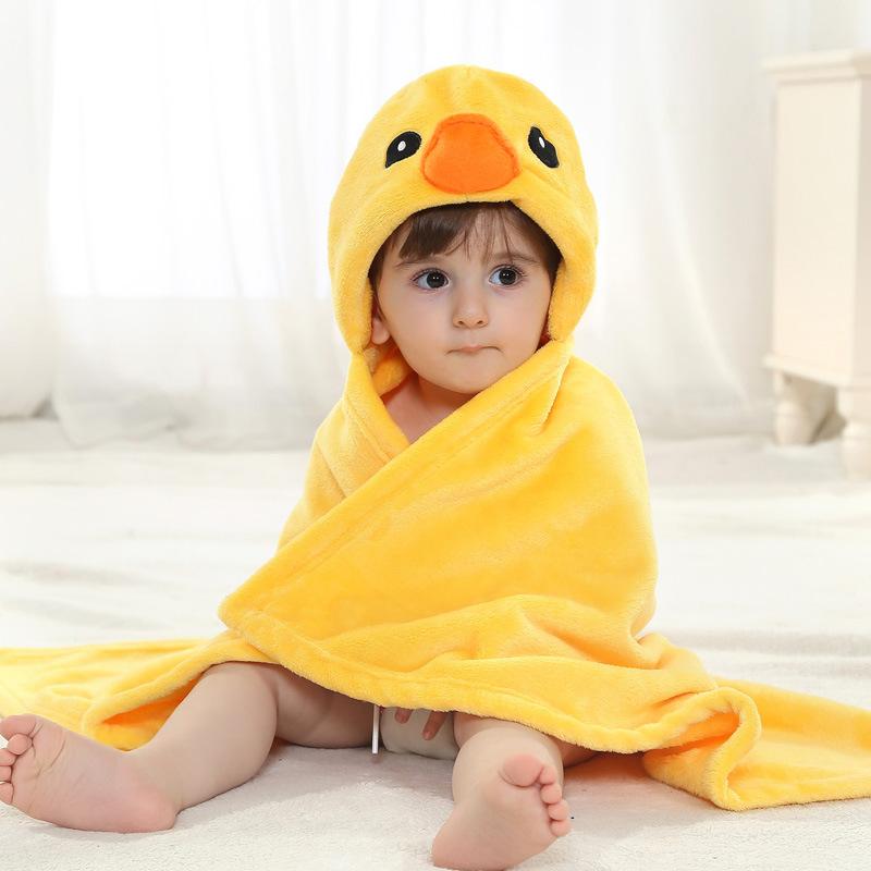 Desenhos Bebê, Roupão De Banho