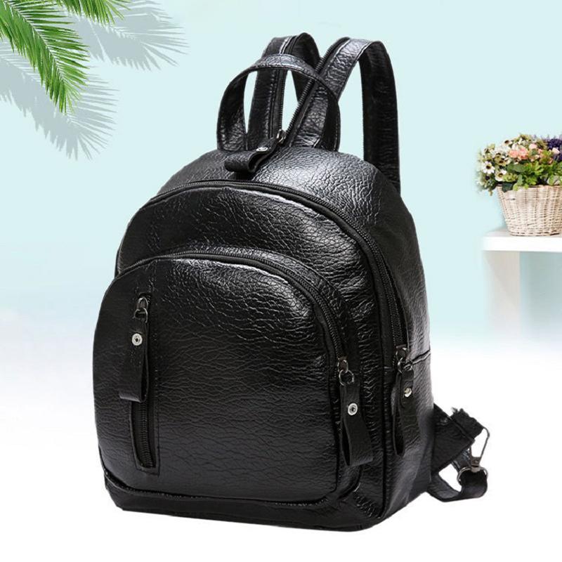 Einfache Solid Rucksack