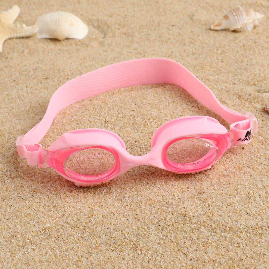 Per bambini HD impermeabile e anti-appannamento nuoto occhiali