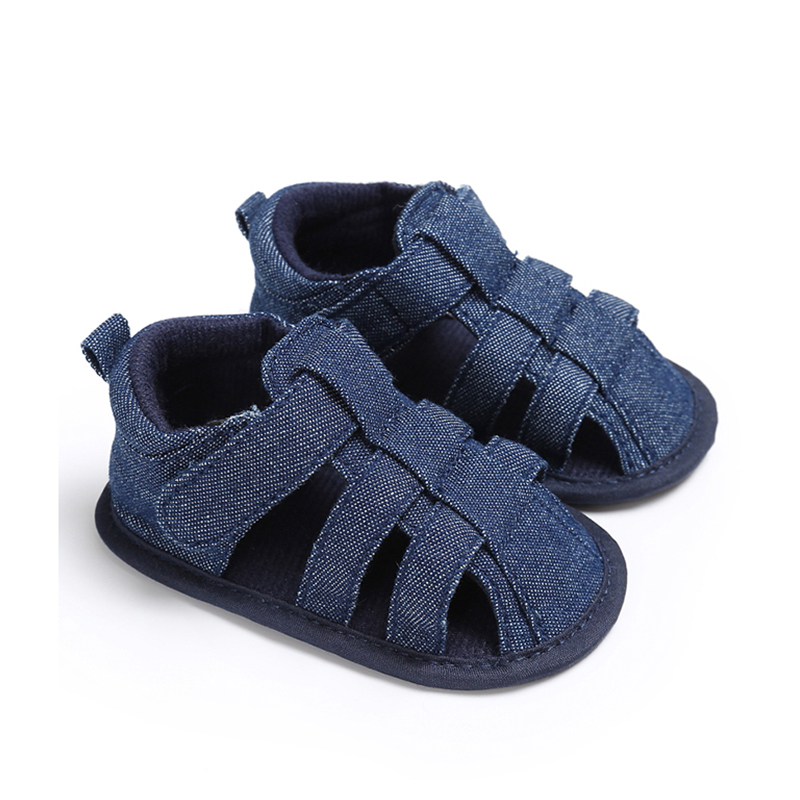 Baby / Toddler Casual Solid Velcro Sandals (Various colors)