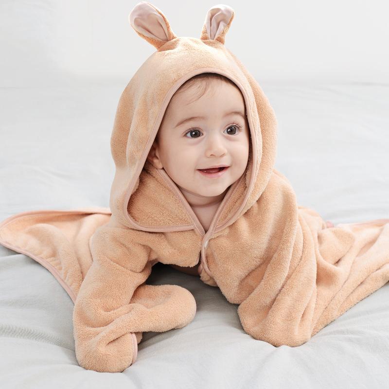 Assorbente Design Di Coniglietto Baby Accappatoio