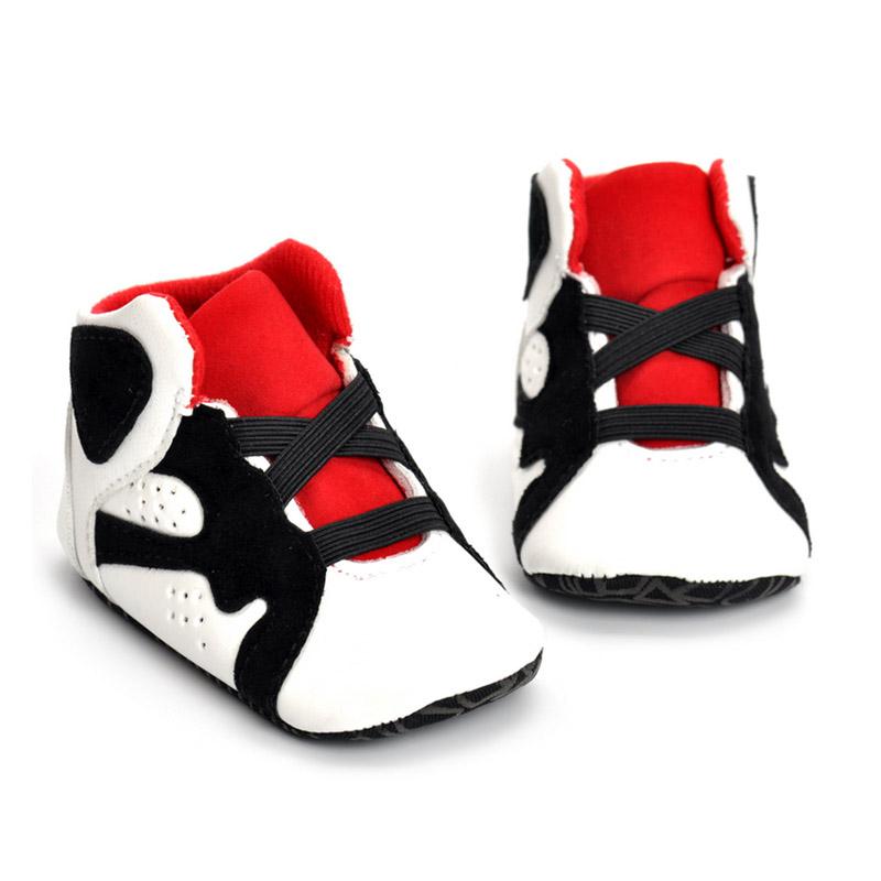 High-Top Slip-on Crib Sneaker für Baby